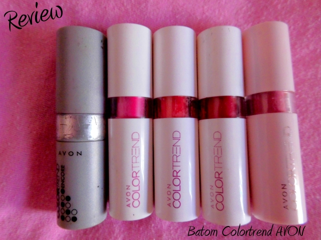 Review - Batom Colortrend AVON